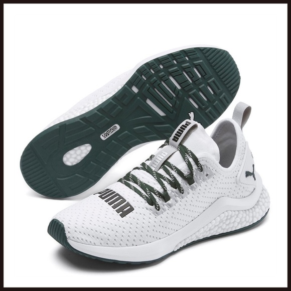 2fce9fe3d9f Puma Shoes | White Ponderosa Pine Hybrid Nx Tz Sneaker | Poshmark